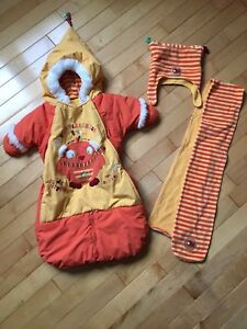 Souris Mini - Infant snow suit