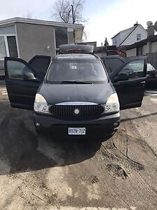 Buick rendezvous cx e-tested new tires, brakes, battery