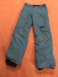 Youth snow board pants