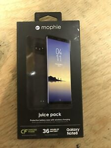 Mophie Juice pack Galaxy Note8