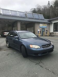 Subaru legacy includes tax 2550$