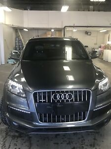 2014 Audi Q7 Quattro 3.0T Premium Plus (Technik) WITH S-Line SUV