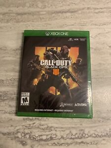 Never opened: Xbox One call of duty black ops