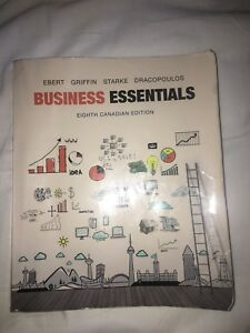 Business Essentials - 8th Canadian edition