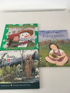 Children's English books lot