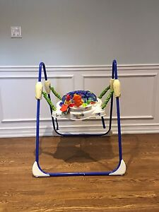 Deluxe Jumparoo by Fisher-Price