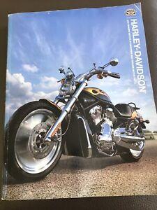 Livre Harley-Davidson 2004