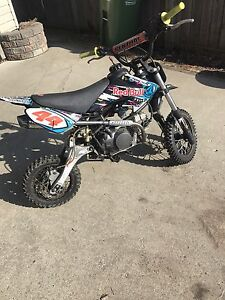 2005 pitster pro 125