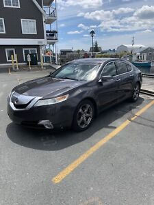 2011 ACURA TL WITH NAV/TECH PACKAGE