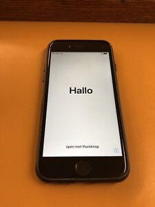 Iphone 6 - 16GB - Silver - Tbaytel