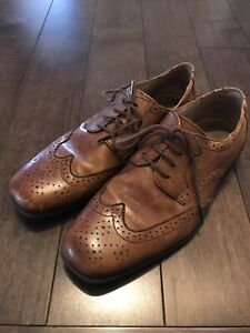 Florsheim Kids leather shoes-boys /Youth size 7M