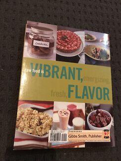 Food recipe book in western australia gumtree australia free raw food recipe book forumfinder Gallery