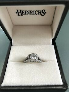 Beautiful $7000 engagement ring!