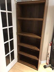 Bookshelf - 72H x 28W x  12D