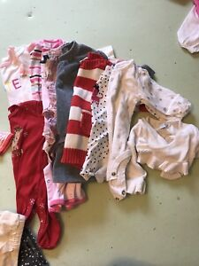 Baby girls clothes 3-6 Gap/Mexx/Carter's/Old navy