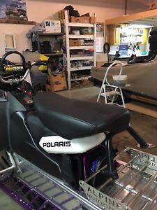 Polaris Pro RMK Seat