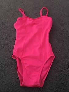 Conroy Dance Pink Leotard Size 6 Mango Hill Pine Rivers Area Preview