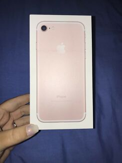 *NEED GONE ASAP* - FOR SALE: IPHONE 7 - 256GB - ROSE GOLD