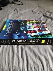 Pharmacology for Canadian Health Care Practice textbook
