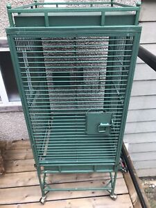 Large Parrot Cage Very Clean