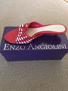 Enzo Angiolini Sandals size 9 Parkdale Kingston Area Preview