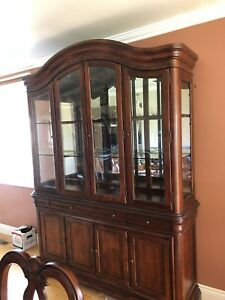 REDUCED. China cabinet/ sideboard