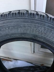 Winter Studded Tires 300$