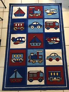 Kids boys floor rug mat Rochedale South Brisbane South East Preview