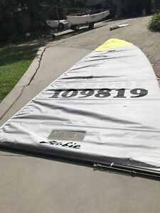 Hobie 16 plus trailer and cover