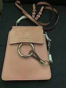 Chloe Faye mini suede Brand New with Tags