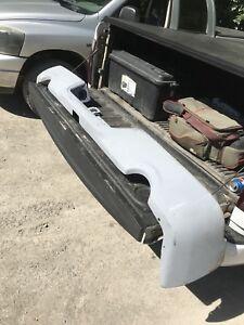 2009-2018 Dodge Ram dual exhaust bumper