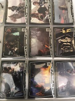 Star Wars cards2007 120 Cards