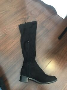 Women's Tall Suede Boots