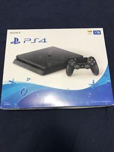 PS4 - Brand New, 1TB