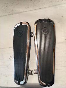 Harley Davidson floorboards $60