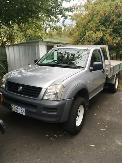 Holden rodeo flat tray Ute Austins Ferry Glenorchy Area Preview