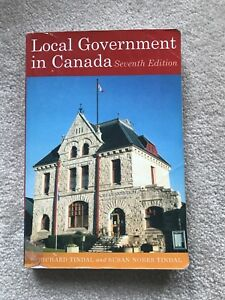 Local Government in Canada Seventh Edition