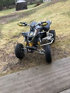 2008 can am ds450