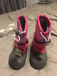 Girls Toddler Columbia Boots size 7