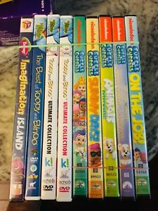 Toddler movies / dvds