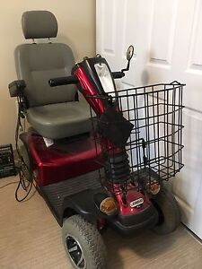 4 Large Wheel Electric Scooter