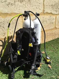 $4,400 worth scuba gear for $3k!!
