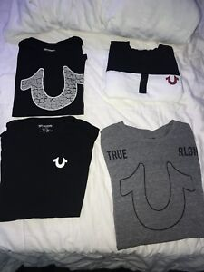 True Religion Clothes NEW! T-Shirts and Shorts