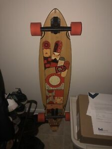 Longboard from Zumiez 9/10 condition