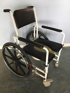 Commode~Wheelchair by Maple leaf