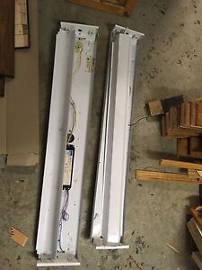 Two Fluorescent Ballasts