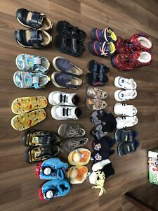 Shoes size 3 to 8 for boys