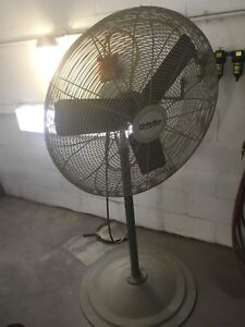 Industrial shop fans