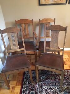 Dining Chairs (set of 4)