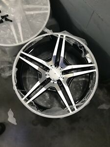 """Reply-k wheels mags rims brand new 18"""""""